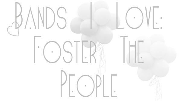 Bandsilove- foster