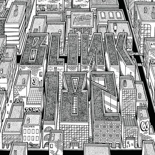 Blink-neighborhoods